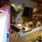 Themenparty Ideen, Dekorationen mieten, Eventdeko mieten, Dekozelt mieten, Deko Wilder Westen