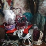 Deko Carnevalle. Deko venezianische Masken, Themenparty Ideen, Dekorationen mieten, Eventdeko mieten