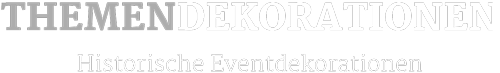 Themendekorationen Logo